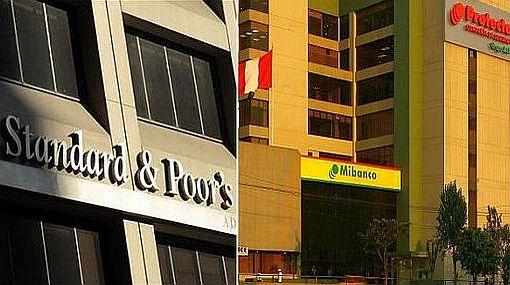 Standard & Poor's mejoró la calificación de bancos peruanos
