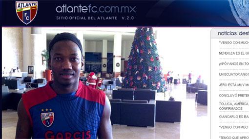 """Andrés Mendoza en México: """"Jugaré con una gran actitud"""""""