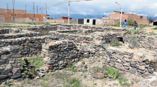 Invasiones impiden conservación de sitio arqueológico Conchopata - El Comercio.pe