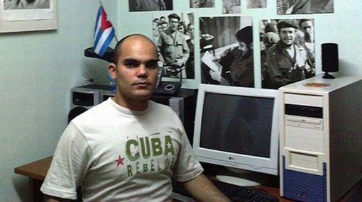 """La ciberguerra en Cuba, según el blogger que dio a conocer el """"Facebook cubano"""""""
