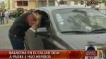 Padre baleado con su hijo en Bellavista tenía antecedentes penales - Noticias de luis giampietri