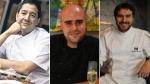 Premios Luces 2011: ¿quién es el chef revelación? - Noticias de emilio macias