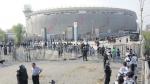Indeci arguye que firmó acta para evitar disturbios en Estadio Nacional - Noticias de alfredo murgeytio