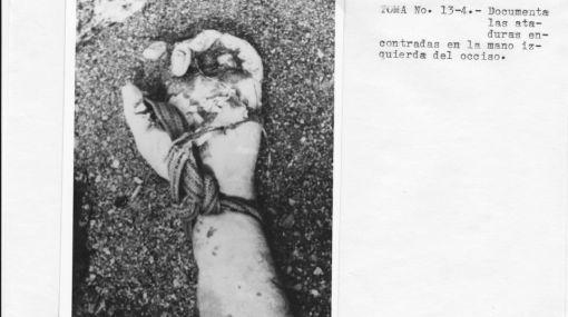 """Salen a la luz fotos clave de los """"vuelos de la muerte"""" en Argentina"""