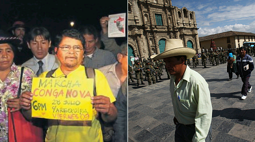 Wilfredo Saavedra pidió que Yanacocha retire maquinaria del proyecto Conga