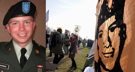 """El """"informante"""" de Wikileaks compareció ante la justicia estadounidense"""