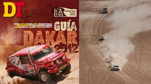 El Comercio te entrega toda la información sobre el Rally Dakar 2012