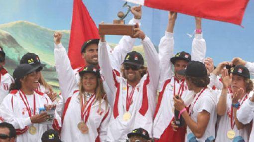 Campeones mundiales de surf recibirán los Laureles Deportivos