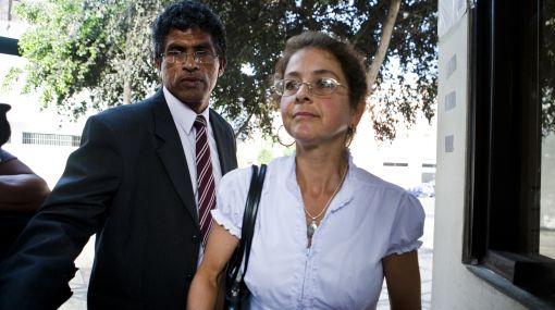 Terrorista Lori Berenson afirma que le impidieron salir del Perú