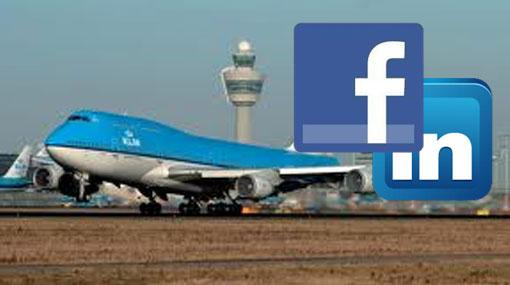 Aerolínea permitirá que pasajeros escojan compañero de vuelo por Facebook