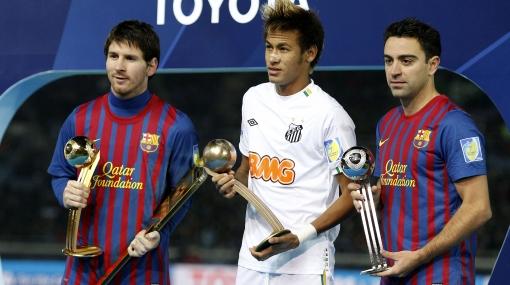 Lionel Messi ganó el Balón de Oro del Mundial de Clubes