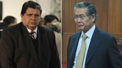 Alan García explicó por qué no indultó a Alberto Fujimori