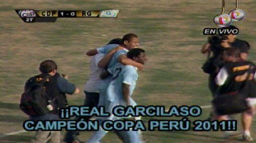 Jugadores del ascendido Real Garcilaso dedicaron título al Cusco