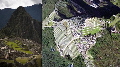 Nueva investigación plantea que Machu Picchu tiene forma de ave