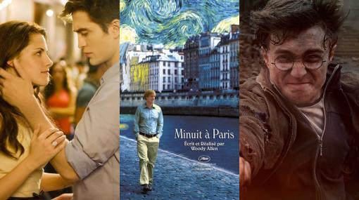 Conoce cuáles fueron las 10 grandes películas del 2011