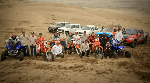 Estos son los pilotos peruanos que estarán en el Dakar 2012