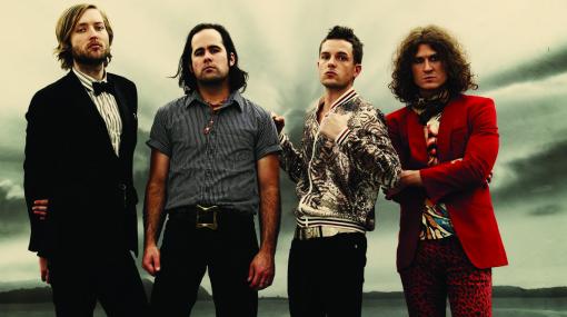 The Killers lucha contra el sida dejando que descarguen sus temas gratis