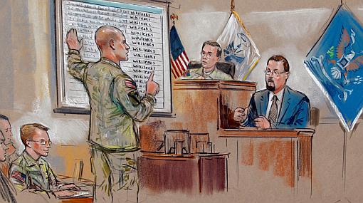 EE.UU.: presentan pruebas que vincularían a soldado con Wikileaks
