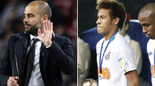 """Neymar le pidió a Pep Guardiola: """"Llévame al Barcelona"""""""