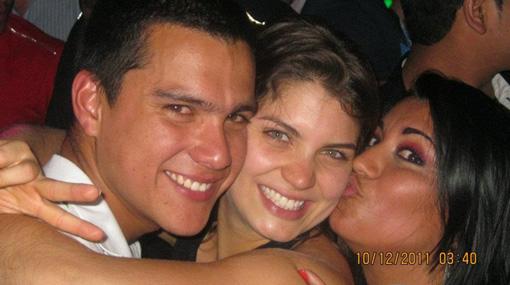 El nuevo amor de Nataniel Sánchez: José Karlo Navarro