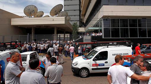 Argentina: juez intervino empresa TV del Grupo Clarín