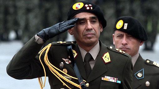 El Ejército descarta renuncia de Víctor Ripalda a la Comandancia General