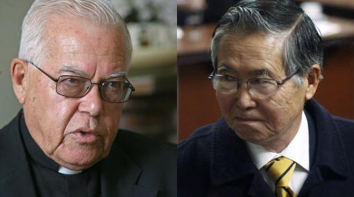 """""""Fujimori no es el único preso enfermo"""", consideró monseñor Bambarén"""