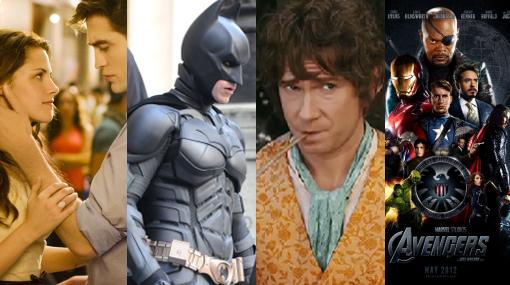 Las que no te debes perder: las cintas más esperadas del 2012