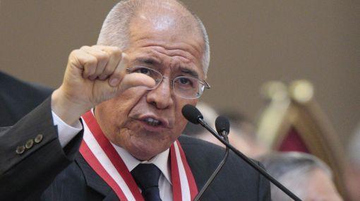 San Martín invoca a jueces a actuar bajo criterios coherentes