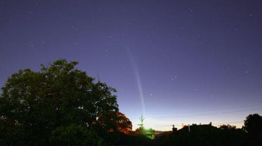 VIDEO: el cometa que sobrevivió al Sol pasó cerca de la Tierra