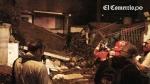 Fueron 59 las viviendas las afectadas por explosión en Miraflores - Noticias de mario castillo freyre