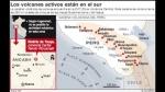 IGP descarta erupción volcánica en provincia de Áncash - Noticias de hernan tavera