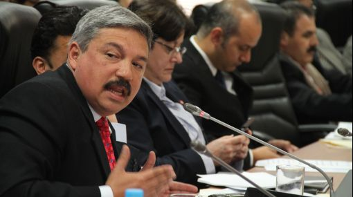 Congresista Beingolea respaldó postura peruana frente a la CIDH