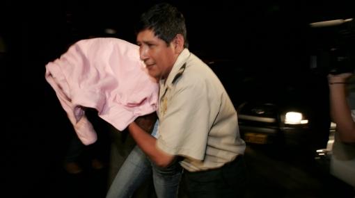 Devida pidió que 'burriers' cumplan sentencias en su propio país