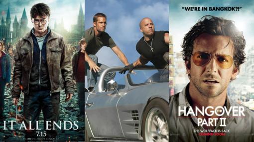 ¿Cuál fue la película más pirateada en Internet el 2011?