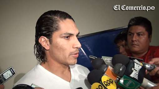 """Guerrero y su año con la selección: """"Lo mejor fue mi gol a Paraguay"""""""