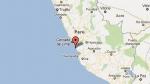 Sismo de 4,4 grados Richter se registró en San Vicente de Cañete - Noticias de hernan tavera
