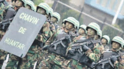 Comandos de Chavín de Huántar serán condecorados por el Gobierno