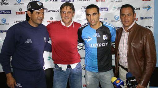 Pablo Vitti dejó la 'U' y fichó por el Querétaro de México
