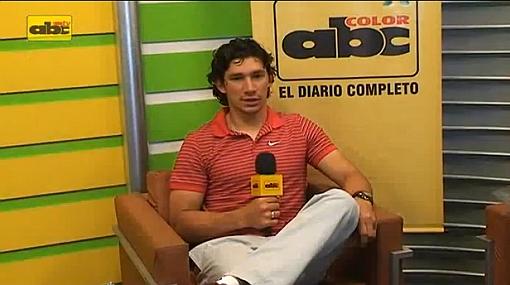 Ovelar quiere volver a jugar en Paraguay para llegar a su selección