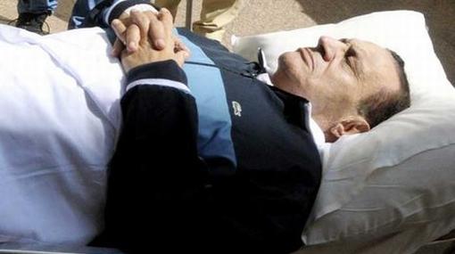 Fiscal egipcio pidió que ex presidente Hosni Mubarak sea condenado a la horca