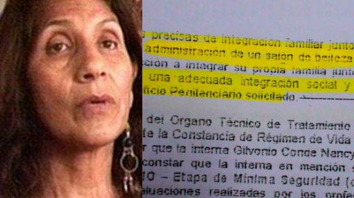 Caso Gilvonio: hoy se conocerá si PJ ratificó permiso para que terrorista viaje a Francia