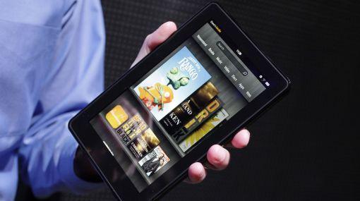 Los Kindle de Amazon registran mayores ventas navideñas de su historia