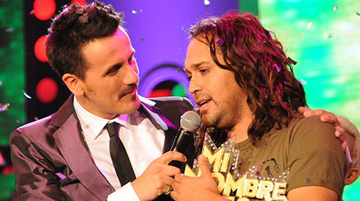 """""""Eddie Vedder chileno"""" ganó la final de concurso de dobles """"Mi nombre es..."""""""
