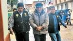 Contrabandista fue a visitar por Navidad a un pariente a la cárcel y acabó detenido - Noticias de rodrigo quispe