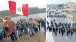 El 2011 fue un año en el que las protestas antimineras primaron en el país - Noticias de universidad privada autónoma del sur