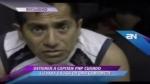 Capitán de la Policía cayó con 320 gramos de PBC en el Callao - Noticias de luis lizano