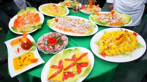 Por Año Nuevo: platos típicos para el primer almuerzo del 2012