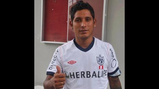 Gustavo Rodas dejó la Universidad San Martín para jugar en China