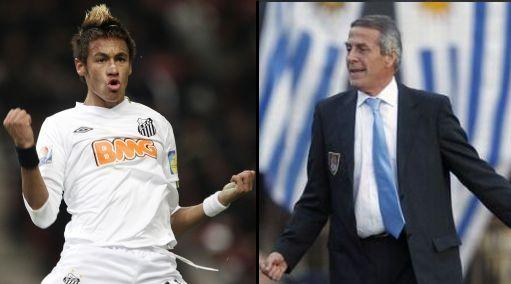 Neymar y Tabárez fueron elegidos los mejores del año en América